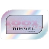 RIMMEL LONDON HOLOGRAPHIC EYE SHADOW & FACE HIGHLIGHTER LUNAR LILIAC 021