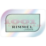 RIMMEL LONDON HOLOGRAPHIC EYE SHADOW & FACE HIGHLIGHTER MINTED METEOR 022