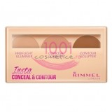 RIMMEL LONDON INSTA CONCEAL & CONTOUR MEDIUM 020