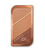 RIMMEL LONDON KATE BRONZING PALETTE JUST TOASTY 006