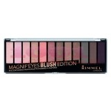 RIMMEL LONDON MAGNIF EYE CONTOURING PALETA DE FARDURI BLUSH 002