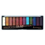 RIMMEL LONDON MAGNIF EYE CONTOURING PALETA DE FARDURI COLOUR 004
