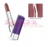 RIMMEL LONDON MOISTURE RENEW RUJ HEATHER SHIMMER 220
