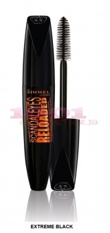 RIMMEL LONDON SCANDAL EYES RELOADED MASCARA