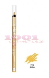 RIMMEL LONDON SCANDALEYES WATERPROOF KAJAL 011 GOLDEN