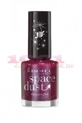 RIMMEL LONDON SPACE DUST LAC DE UNGHII LUNA LOVE 004