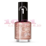 RIMMEL LONDON SUPER GEL KATE MOSS LAC DE UNGHII GUILTY PLEASURE 071