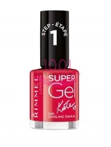 RIMMEL LONDON SUPER GEL LAC DE UNGHII DARLING DAHLIA 041