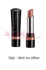 RIMMEL LONDON THE ONLY LIPSTICK RUJ DE BUZE AINT NO OTHER 760