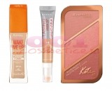 RIMMEL LONDON WAKE ME UP FOND DE TEN 200+ BREATHABLE ANTICEARCAN 300 + CONTURING AND HIGHLIGHTING PALETA 005