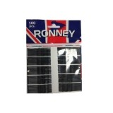 RONNEY PROFESSIONAL SET 100 AGRAFE NEGRE