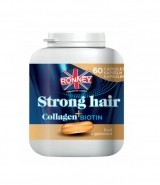 RONNEY STRONG HAIR SUPLIMENTE ALIMENTARE 60 CAPSULE