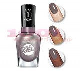 SALLY HANSEN MIRACLE GEL LAC DE UNGHII ADRENALINE CRUSH 204