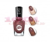 SALLY HANSEN MIRACLE GEL LAC DE UNGHII BEET PRAY LOVE 496