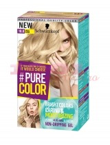 SCHWARZKOPF COLORANT PERMANENT VOPSEA DE PAR SUB FORMA DE GEL ANGEL BLOND 10.0