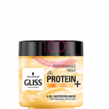 SCHWARZKOPF GLISS HAIR REPAIR 4-IN-1 NUTRITION MASK