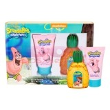 SPONGEBOB SQUAREPANTS PATRICK EAU DE TOILETTE 50 ML + GEL DE DUS 75 ML SET