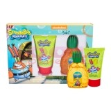 SPONGEBOB SQUAREPANTS MR KRABS EAU DE TOILETTE 50 ML + GEL DE DUS 75 ML SET