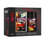 STR8 REBEL LIVE APA DE TOALETA + DEODORANT SPRAY SET