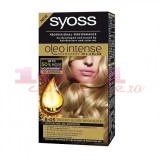 SYOSS OLEO INTENSE PERMANENT OIL COLOR VOPSEA DE PAR BLOND BEJ 8-05