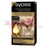SYOSS OLEO INTENSE PERMANENT OIL COLOR VOPSEA DE PAR BLOND CENUSIU 10-50