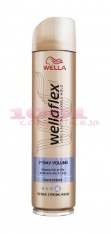 WELLAFLEX 2AND DAY VOLUME FIXATIV SPRAY PENTRU PAR 4
