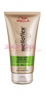 WELLAFLEX FLEXIBLE ULTRA STRONG HOLD GEL PENTRU PAR 5