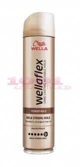 WELLAFLEX POWER HOLD FIXATIV SPRAY PENTRU PAR 5+