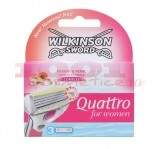 WILKINSON SWORD QUATTRO FOR WOMEN BIKINI SET 3 REZERVE